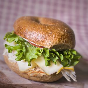 Bagel Lunch Sandwiches