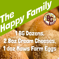 The Happy Family (Monthly)